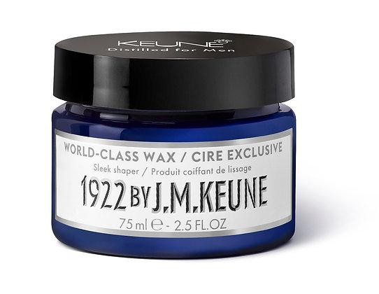 1922 - World-Class Wax - 75ml