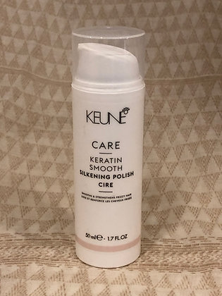 Care - Keratin Smooth - Silkening Polish - 50ml