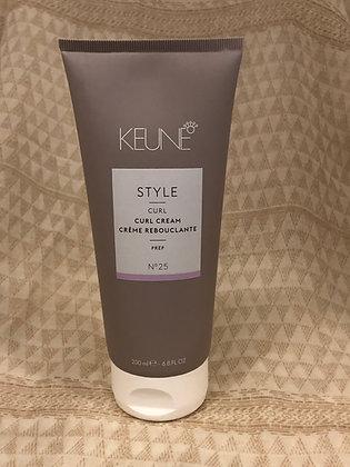 Style Prep - Curl - Curl Cream - 200ml - N°25