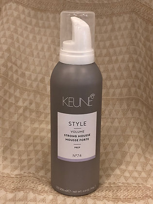 Style Prep - Volume - Strong Mousse - 200ml - N°74