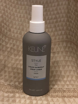 Style Finish - Fix - Liquid Hairspray - 200ml - N°97
