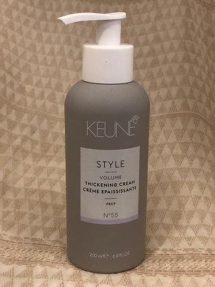 Style Prep - Volume - Thickening Cream - 200ml - N°55