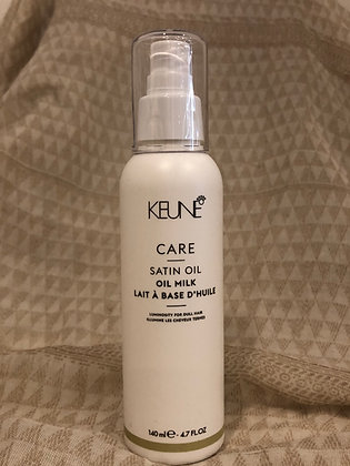 Care - Satin Oil - Oil Milk - 140ml