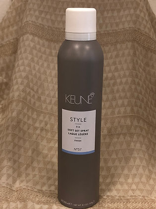 Style Finish - Fix - Soft Set Spray - 300ml - N°57