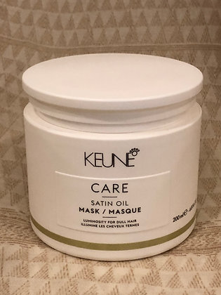 Care - Satin Oil - Mask - 200ml
