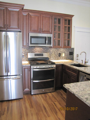 The Residences At Carnevale Plaza Kitchen