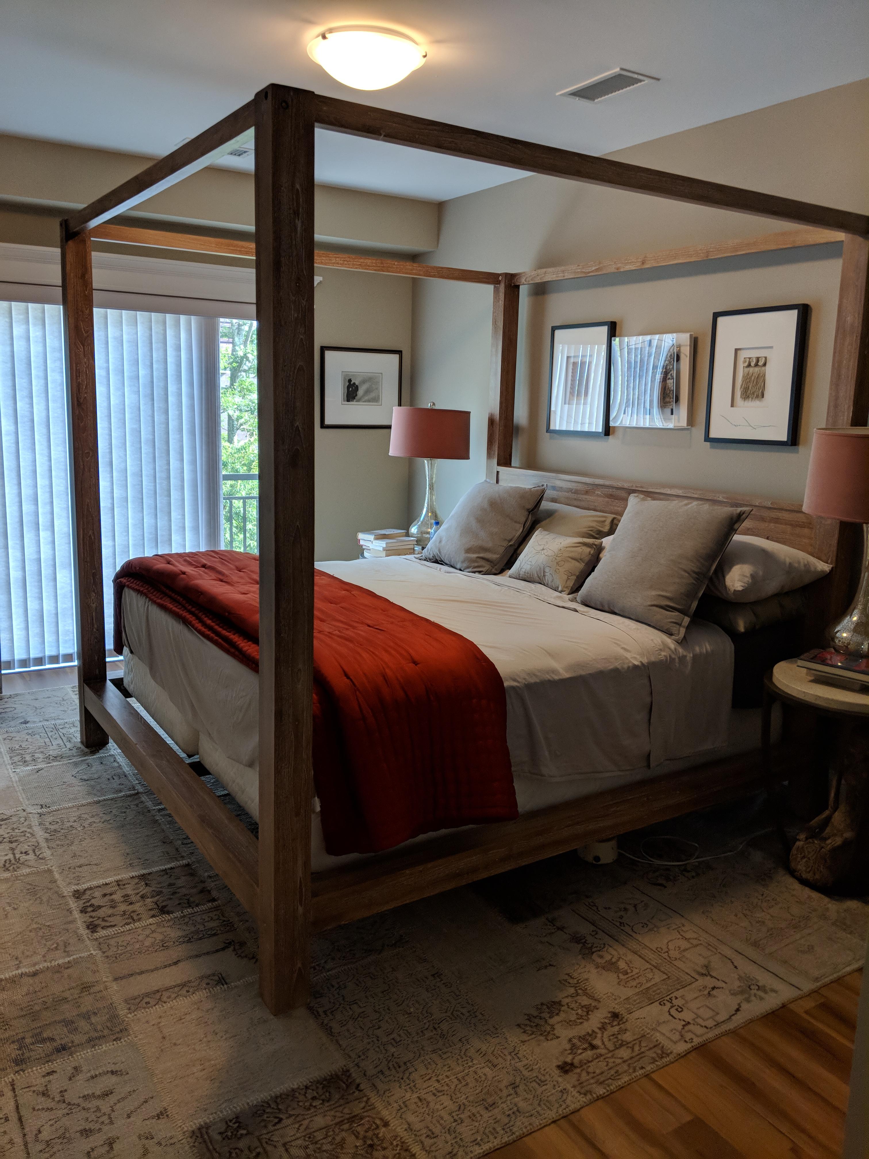 Carnevale Plaza Bedroom