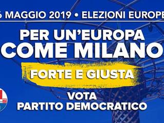26 maggio: Vota PD