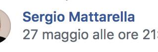 Io sto con Mattarella