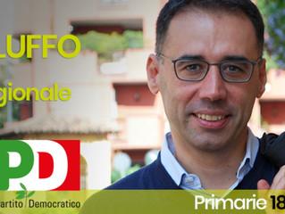 Peluffo: candidato segretario regionale