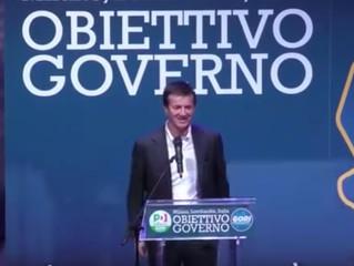 Obiettivo Governo: l'intervento di Giorgio Gori