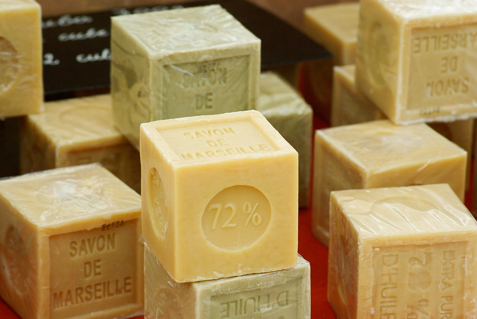 9. Why there are so many soap stores in