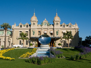 Monte Carlo casino - lively gambling exp