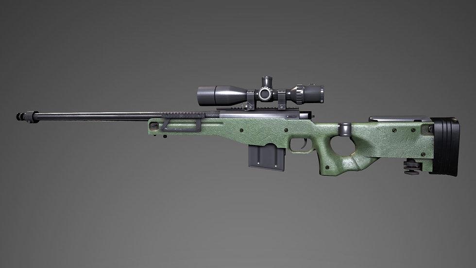 AWM Sniper PBR