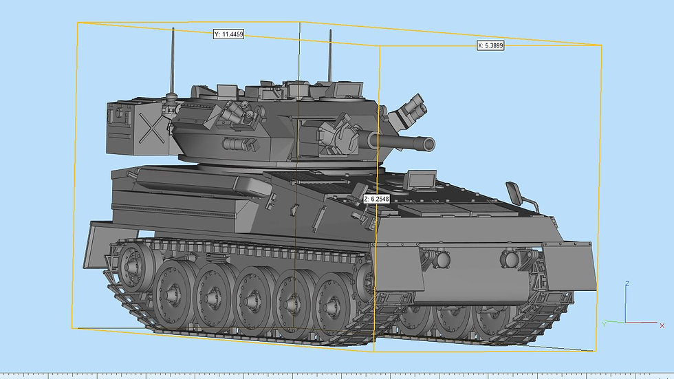 FV101 Scorpion Highly Detailed