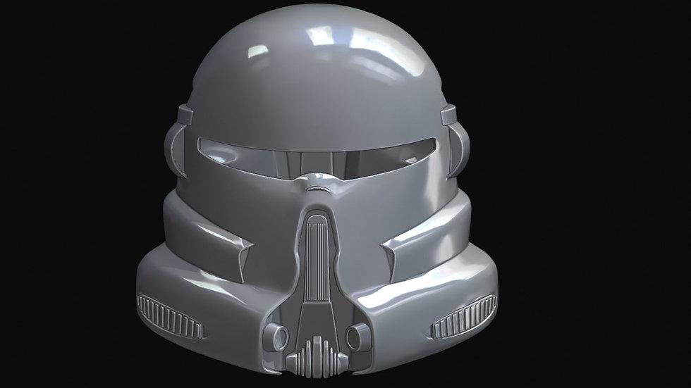 Purge Trooper Helmet