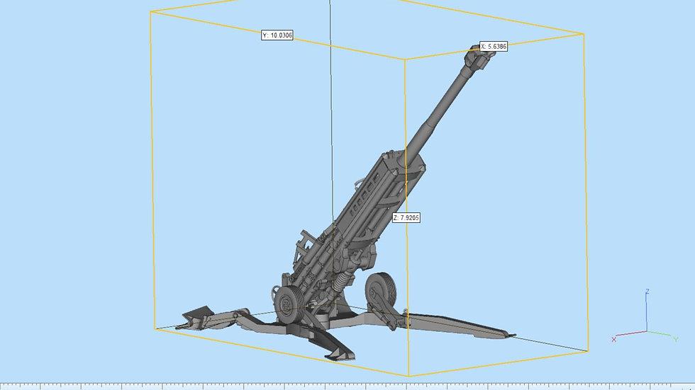 LW 155mm howitzer