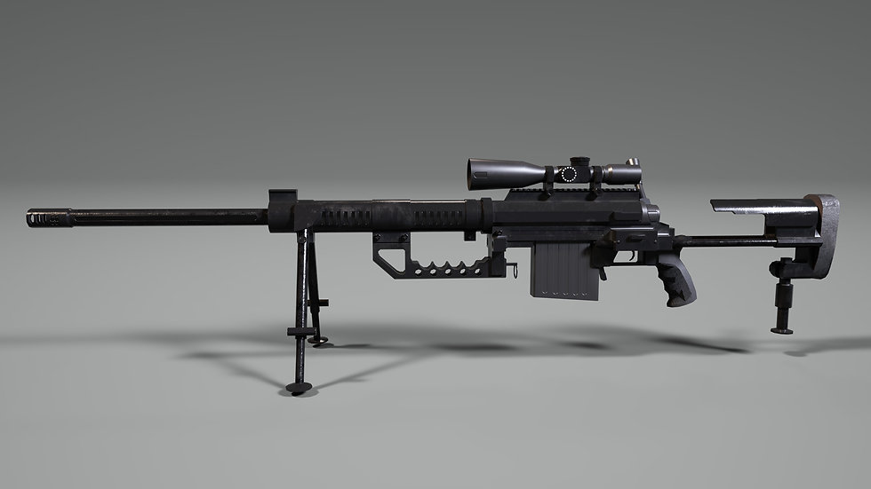 M200 Intervention Sniper PBR
