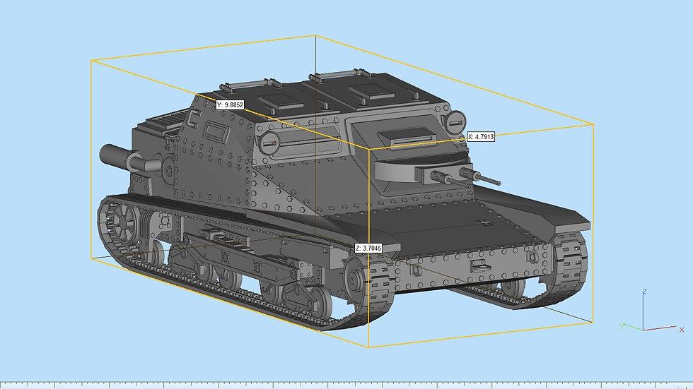 CV35 Highly Detailed