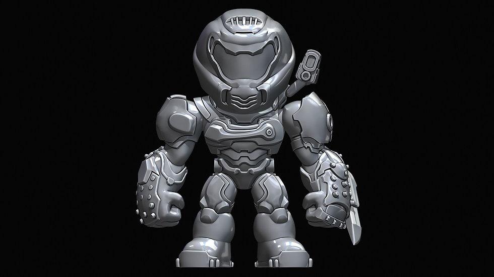 Slayer Toy