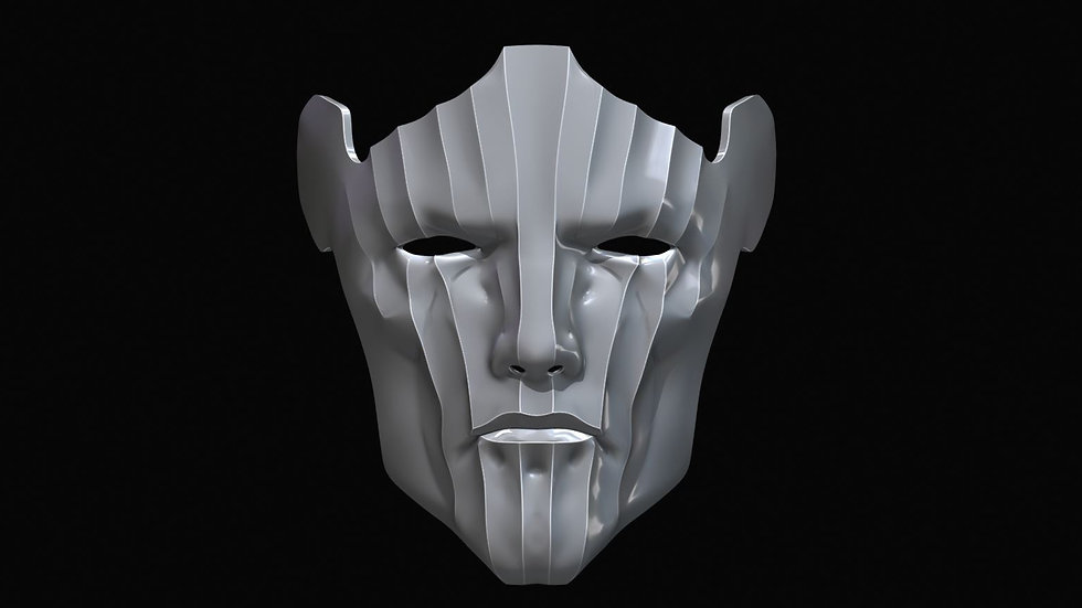 Solomon Mask