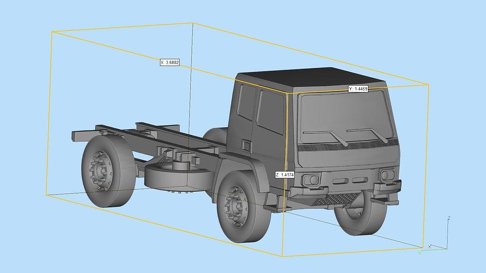DAF Leyland T244 Truck