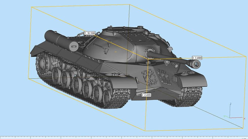 Iosef Stalin 3 Tank