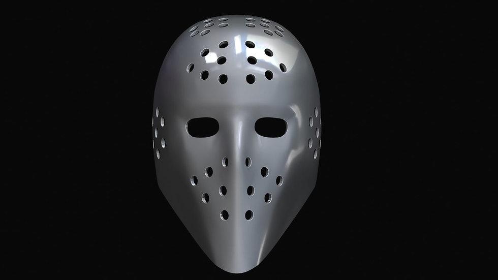 McLoed Goalie Mask