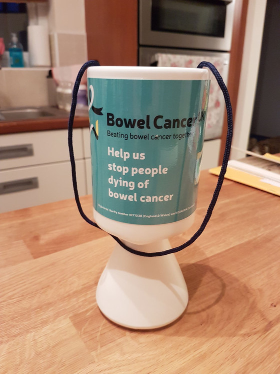 Supporting Bowel Cancer UK