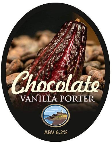 MUMBLES  - CHOCOLATE VANILLA PORTER  (500ml) 6.2%abv