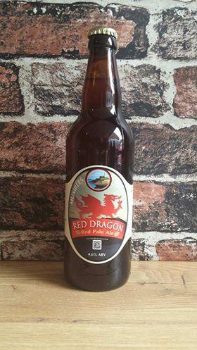 MUMBLES - RED DRAGON 4.6% abv (500ml)