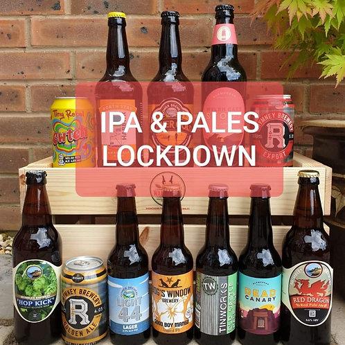 IPA/PALE LOCK DOWN BUMPER PACK (12 beers)