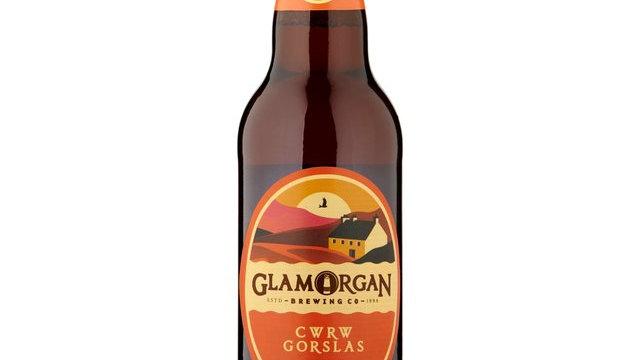 GLAMORGAN - CWRW GORSLAS 4.0%abv (500ml)
