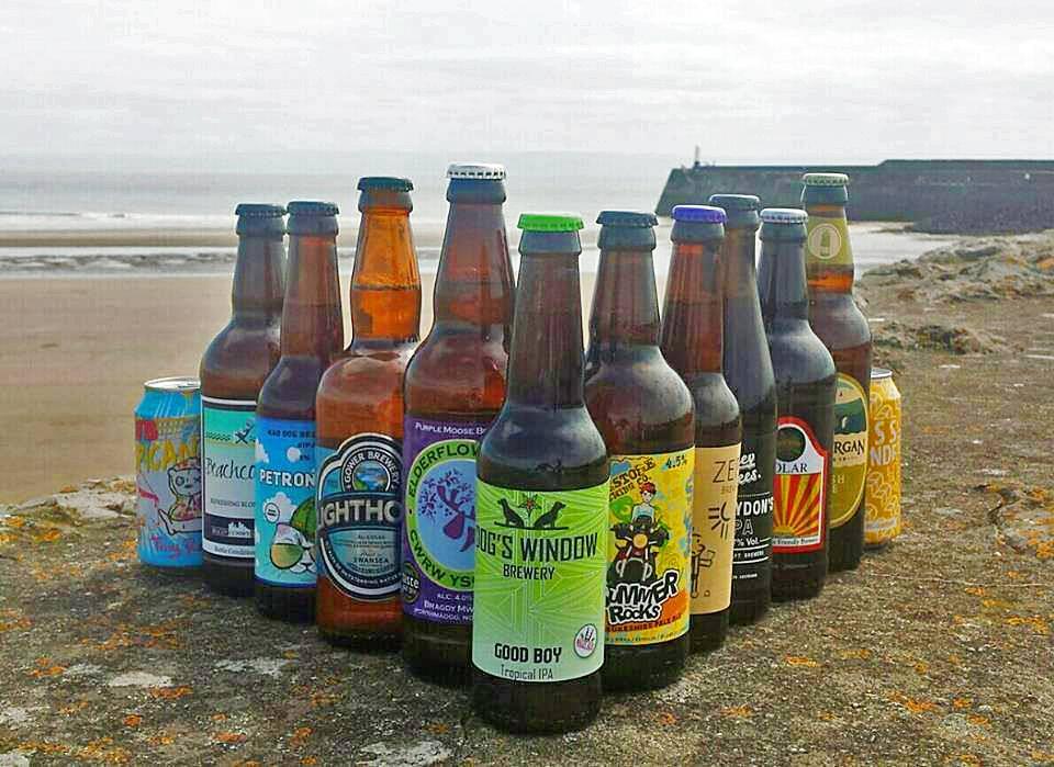 welsh beer bridgend bottle shop