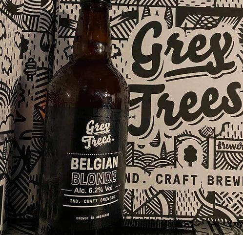 GREY TREES - BELGIAN BLONDE (500ml) 6.2%abv