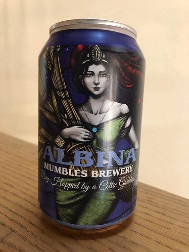 MUMBLES - ALBINA (330ml) 5.7%abv