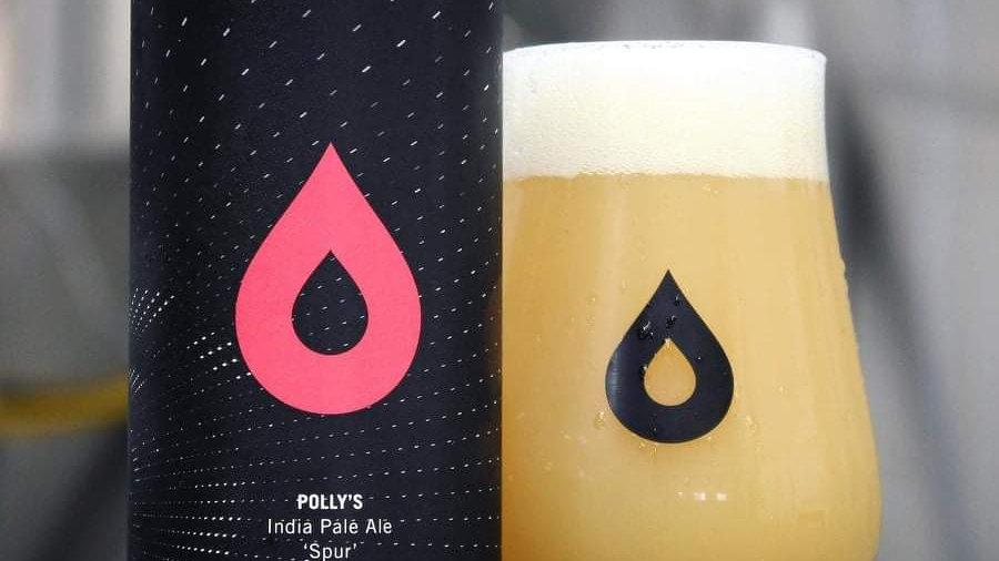 POLLY'S  - SPUR IPA (440ml) 7.2%abv