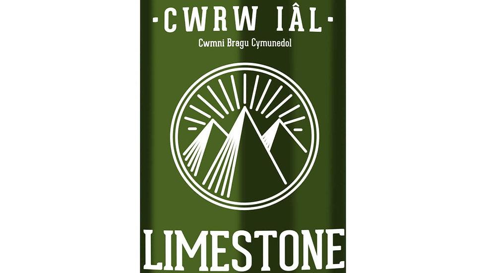 CWRW IAL - LIMESTONE COWBOY (440ml) 4.5%abv
