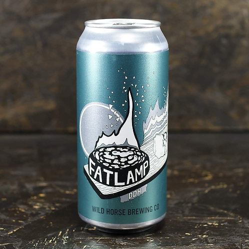 WILD HORSE  - FAT LAMP DDH SPECIAL EDITION (440ml) 5.4%abv