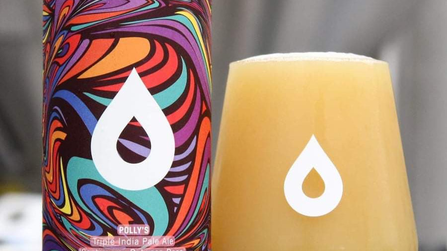 POLLY'S - CONTROVERSY BETWEEN DEEP TIPA(440ml)10%abv (Gold member £4.82)