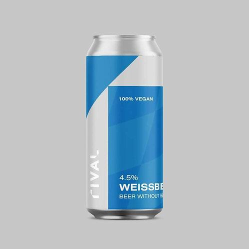 RIVAL - WEISSBIER (440ml) 4.5%abv