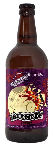 BLUESTONE - MOONSTONE PORTER (500ml) 4.6%abv