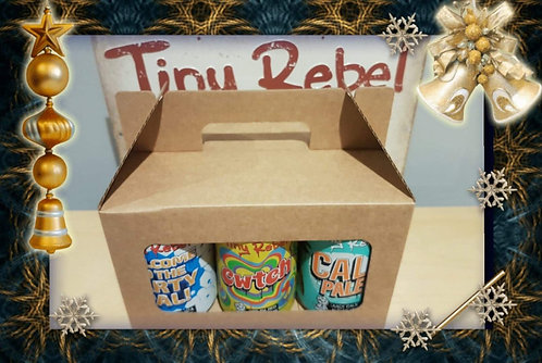 TINY REBEL  - 6 CAN (330ml) GIFT SET
