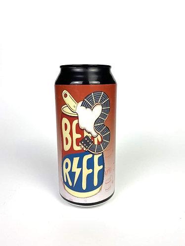 BEER RIFF & PILOT - FUTURE SAILORS - RED IPA (440ml) 5.2%abv
