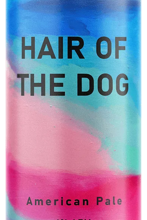 MAD DOG - HAIR OF THE DOG AMERICAN PALE (440ml) 4%abv