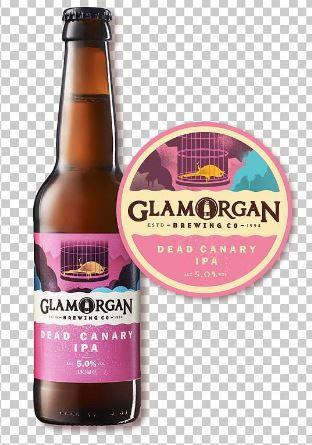 GLAMORGAN - DEAD CANARY IPA 5.0% abv (330ml)