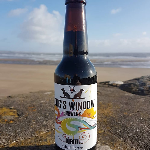 DOG'S WINDOW - WAIT Version 2 (330ml) 6.6% abv