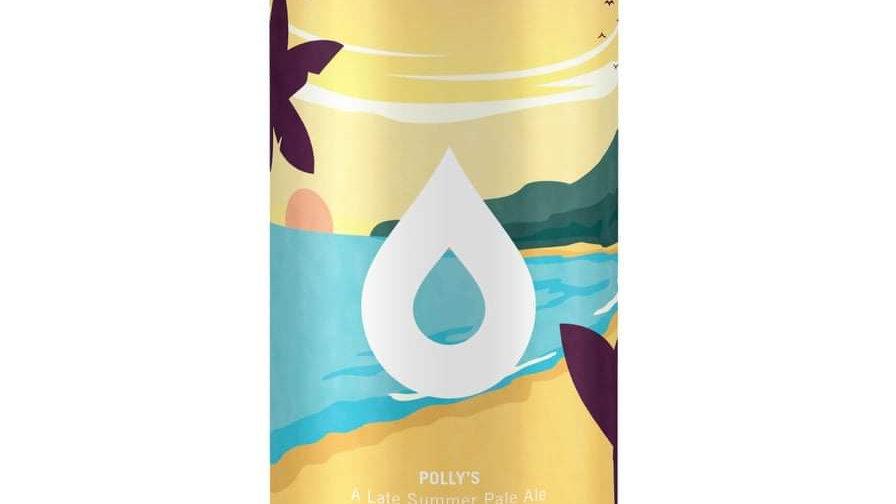 POLLY'S  - CITRA A LATE SUMMER PALE ALE (440ml) 5.6% (Gold member £3.72)
