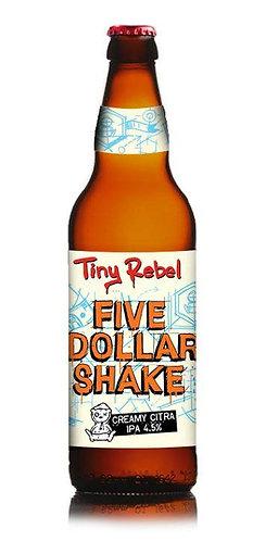TINY REBEL - FIVE DOLLAR SHAKE (500ml) 4.5%abv
