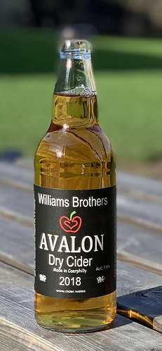 WILLIAMS BROS - AVALON DRY CIDER (500ml) 6.1%abv